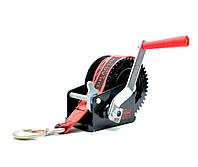 Ручная лебедка автомобильная Dragon Winch DWK-16 synthetic