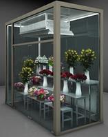 Холодильная камера для цветов, фото 1