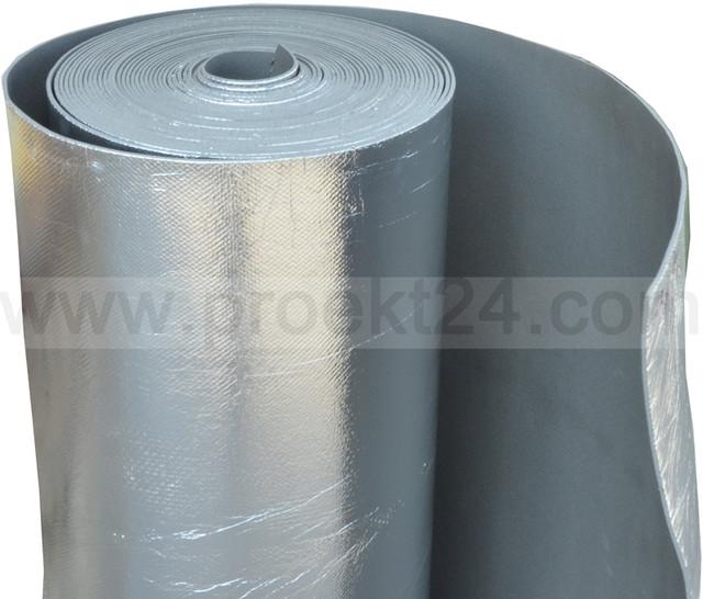 Изолон фольгированный 4 мм (Isolon 300 LA, химически сшитый)