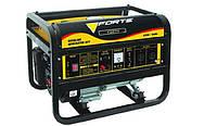 Бензогенератор 2.5 кВт ручной стартер     ForteFG3500