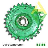 Звезда верхнего вала зернового элеватора Дон-1500 Н.022.020.24