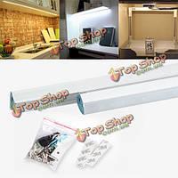 40см 8 Вт ИК-датчик переключатель кабинета LED Свет бар с 12V адаптер