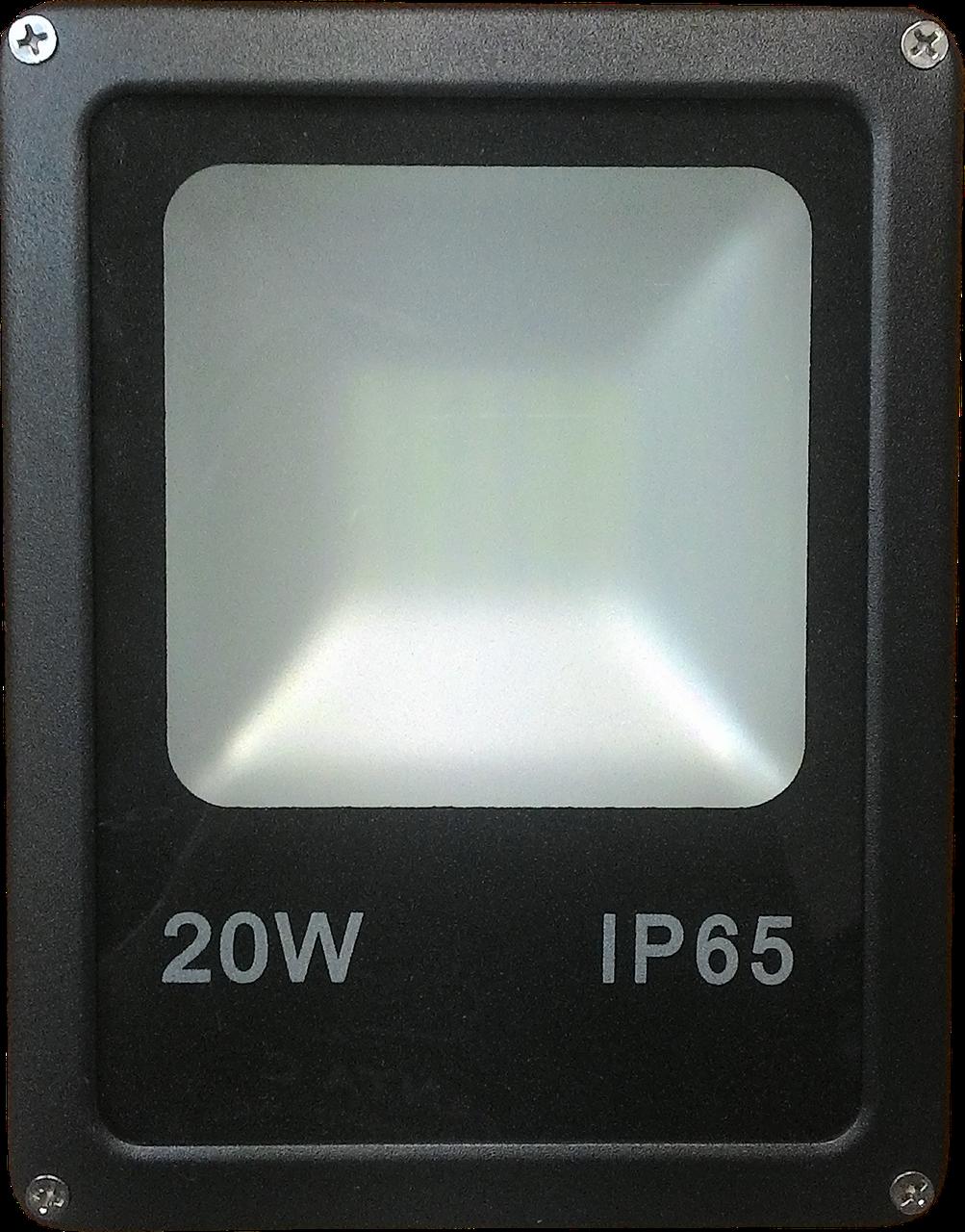 LED прожектор 20W ElectroHouse - Современные Технологии Света в Харькове