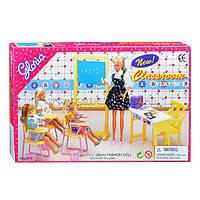 Игровой набор Мебель gloria 9916 Школа для кукол Барби