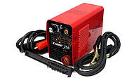 Сварочный инверторный аппарат  рег.тока 20-250А,электр.1.6-5.0мм,7,7 кг.    Kende MMA-250