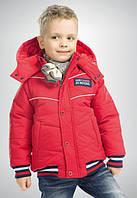 Куртки, комбинезоны на мальчика зима