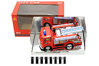 Музыкальная пожарная машина 90017 с световыми эффектами