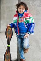 Куртки, парки, ветровки на мальчика демисезонные
