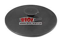 Пресс (прижим) чугунный 28,5см 8,15кг (плоский) для сковороды ГРИЛЬ 30 см ЭКОЛИТ (Украина)