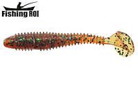 Сьедобный силикон Fishing ROI Fatty Shad D010