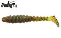 Сьедобный силикон Fishing ROI Fatty Shad D057