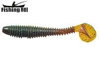 Сьедобный силикон Fishing ROI Fatty Shad D014