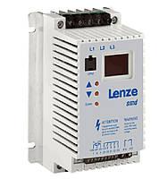 Преобразователь частоты Lenze 0,37 кВт ESMD371X2SFA  ,    1-фаз