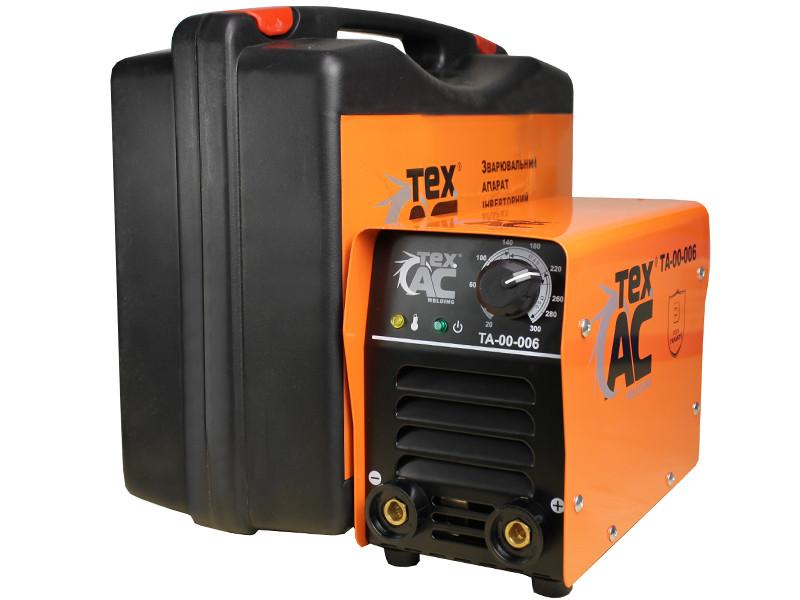 Сварочный инвертор TexAC 300 (TA-00-006К) Кейс
