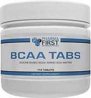 Аминокислоты Pharma First BCAA 115 Tabs