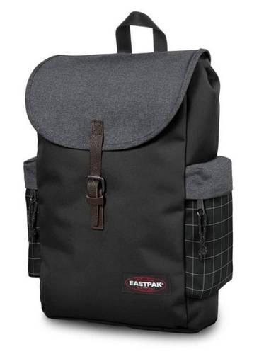 Сдержанный рюкзак 18 л. Austin Eastpak EK47B33M черный