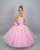 Детское нарядное платье «Белоснежка», фото 1