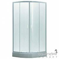 """Душевые кабины, двери и шторки для ванн Eger Душевая кабинка Eger TISZA 599-021/1 стекло """"Zuzmar"""", без поддона"""