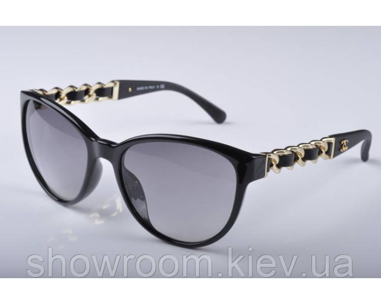 Женские солнцезащитные очки (5215) Lux ( black)