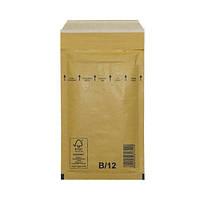 Пакеты (конверты) S2 (120х225 мм) СКЛ с воздушным слоем (коричневый)