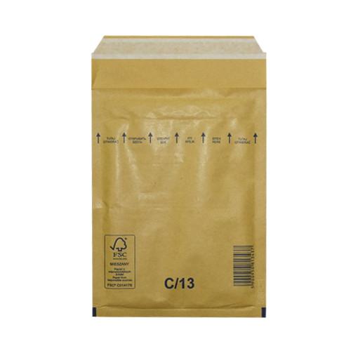 Пакеты (конверты) S3 (150х215 мм) СКЛ с воздушным слоем (коричневый)