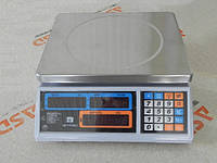 Весы торговые электронные ВТЕ-Центровес-30 Т1 ДВ (СВ)