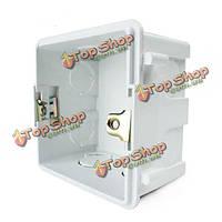 Livolo Великобритании стандартный внутреннее крепление коробки для 86мм*86мм стене выключатель света