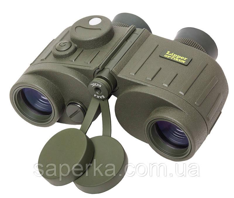 Тактический бинoĸль с дальномером Lipper LP-8x30RC-G42