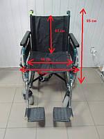Инвалидная коляска 44 см  Invacare