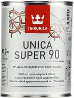 Лак Unica Super Tikkurila для дерева гл Уника Супер, 2.7л