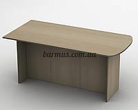 Большой стол письменный СПР-4 ,150*70 , дуб молочный