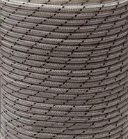 Статическая полиамидная веревка 6 мм (шнур, репшнур)