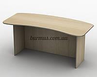 Большой  письменный стол для руководителя СР-1,170*80 , дуб молочный