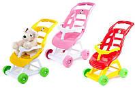 Детская коляска для кукол ОРИОН (наличие цвета уточняйте)