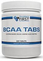 Аминокислоты Pharma First BCAA 320 Tabs