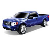 MAISTO TECH Автомодель на радиоуправлении 2012 Ford  F-150 STX 1:24 синий (81217)