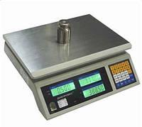 Весы торговые электронные Днепровес F902H-15EС1