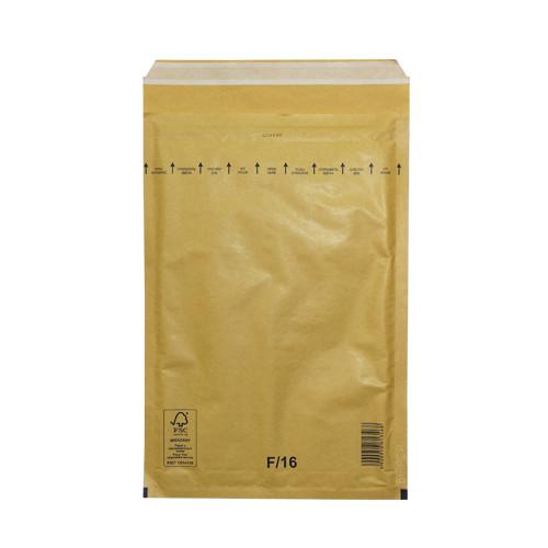 Пакеты (конверты) S6 (220х340 мм) СКЛ с воздушным слоем (коричневый)