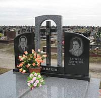 Пам'ятник подвійний pp-34 pp-40