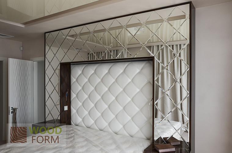 Мебель в спальню - высокий глянец 2
