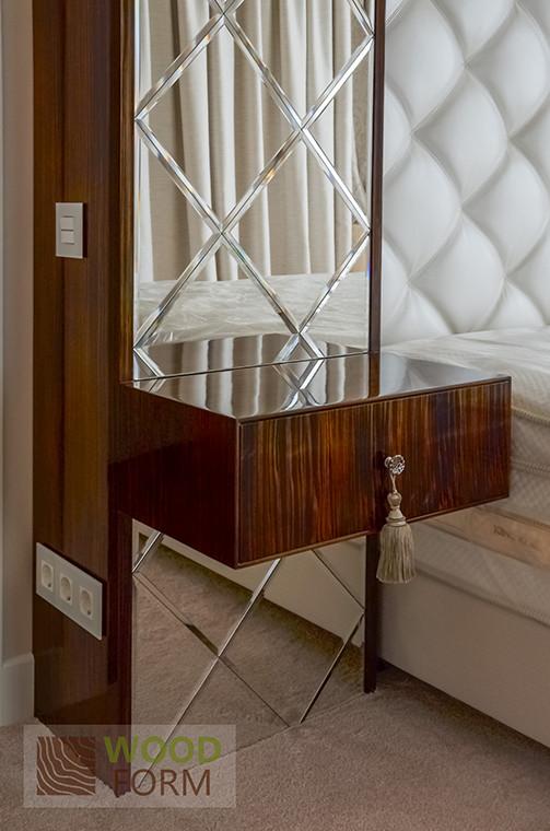 Мебель в спальню - высокий глянец 4