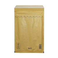 Пакеты (конверты) S7 (230х340 мм) СКЛ с воздушным слоем (коричневый)