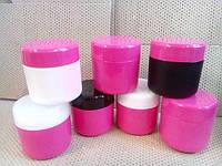 Баночка термос 50мл (розовая)