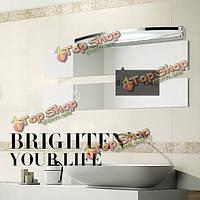 8w современный LED водонепроницаемый противотуманные зеркало настенный светильник для домашней ванной