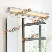7W современный LED акриловые зеркала настенный светильник для ванной гардеробная