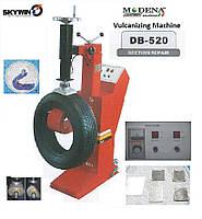 Вулканизатор DB-520 напольный профессиональный для камер и шин легкового грузового транспорта