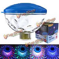 Подводный LED дискотека aquaglow световое шоу пруд бассейн спа джакузи