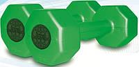 Гантели пластиковые по 3 кг (2шт.)