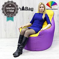 "Кресло мешок ""Boss"" (ткань: оксфорд), фото 1"