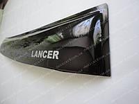 Дефлектор заднего стекла MITSUBISHI Lancer IX 2000-2009 (на скотче), фото 1